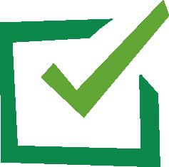 Icon checkbox
