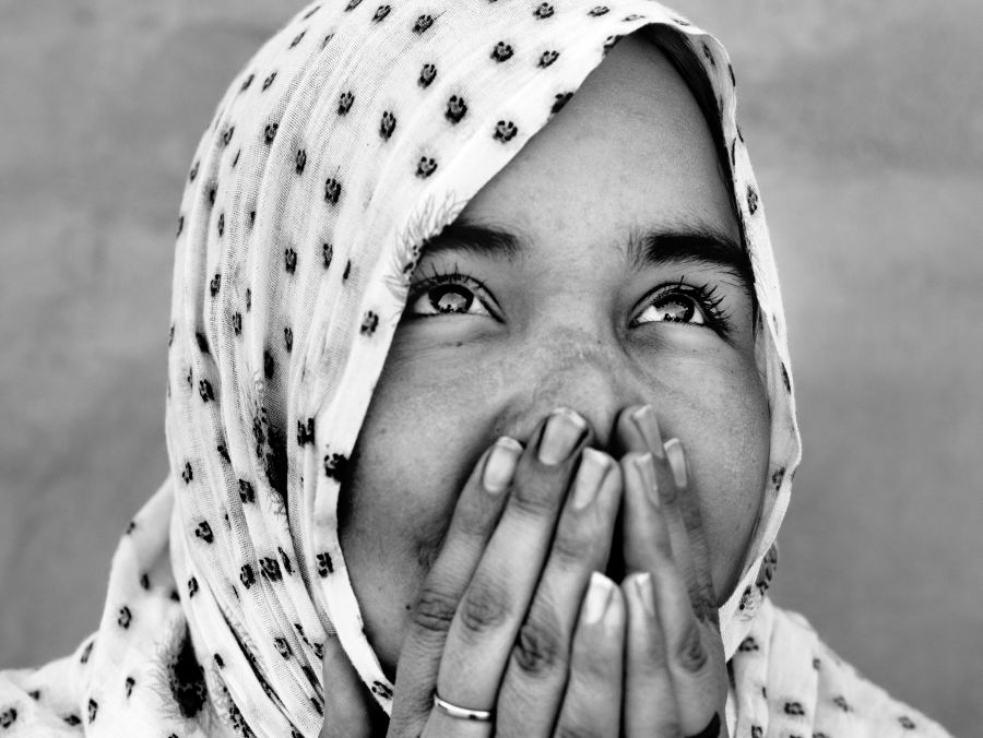 Fahda Bachir Mohamed, 27 years old, Laâyoune refugee camp
