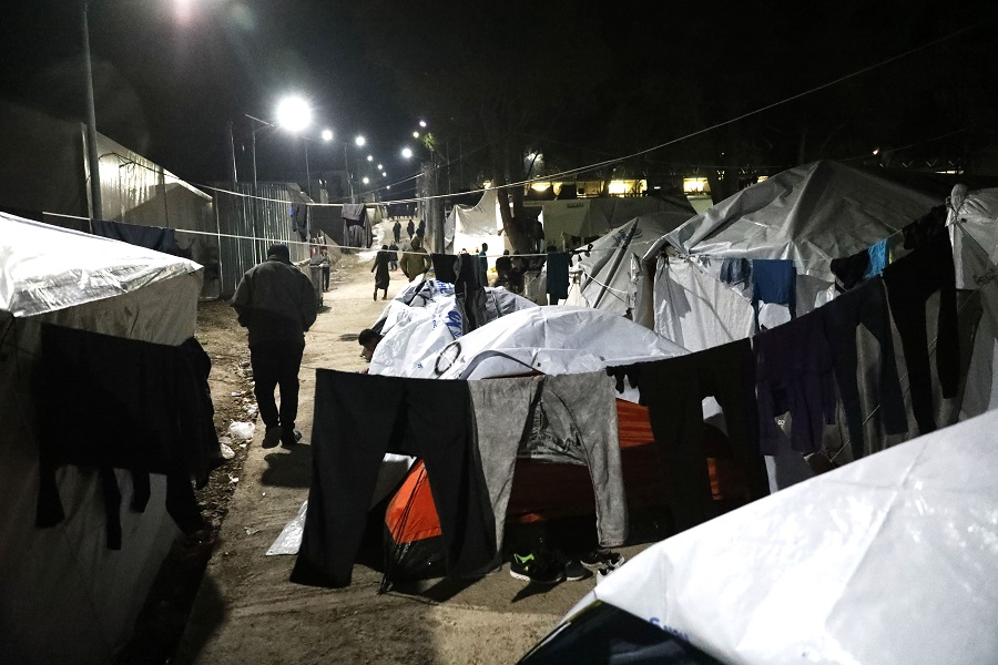 When winter hits the Greek islands on 21 December this year, thousands of asylum seekers will face freezing temperatures and worsening living conditions.