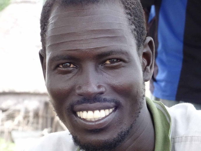 Khan Wal, Oxfam Public Health Engineer in South Sudan