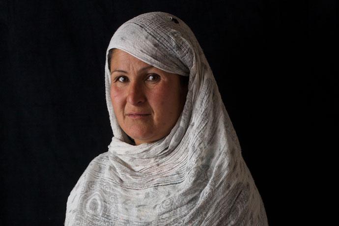 saraya afghan woman