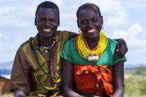Ngoya Hellen and husband are working together to transform their family thanks to the Oxfam GALS methodology. photo credit: Julius Kasujja