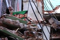 Ce 19 septembre, le Mexique a été frappé par un séisme de magnitude 7,1 sur l'échelle de Richter