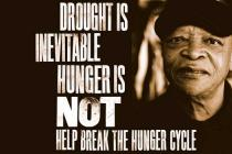 Hunger is not inevitable. Artists support #Sahel2012