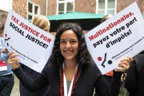 Rejoignez-nous lors de la Semaine mondiale d'action pour la justice fiscale