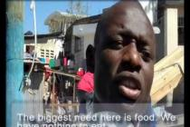Cleaning up a neighborhood in Haiti: Oxfam cash-for-work program