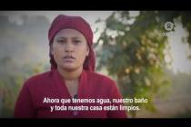 El agua es vida : la respuesta de Oxfam tras el terremoto en Nepal de 2015