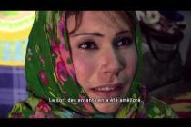 Nour: Une réfugiée syrienne enseignant l'espoir
