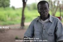 Jean Marc Ndoubadegue - refugee from Central African Republic in Chad