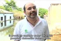 Colombia floods: Oxfam delivers water and sanitation