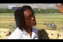 Haiti: Oxfam's Yolette Etienne interview with Channel 4