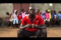 Stephen Seckor, Ebola survivor in Liberia