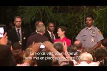 Après la COP 2011, le combat contre le changement climatique continue