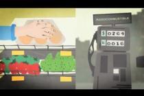 CRECE: ¡Alimento para las personas no para los vehículos!