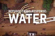 Oxfam's water response to the South Sudan refugee crisis