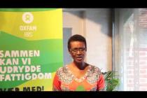 Winnie Byanyima, Oxfam International - UN SG meets with civil society on Paris Agreement