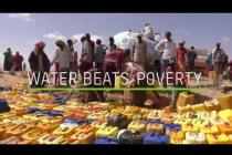 Water beats poverty
