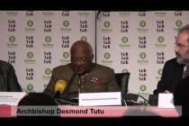 International Climate Hearing with Desmond Tutu at the UN Climate Talks