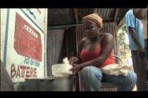 Comedores populares en Haití