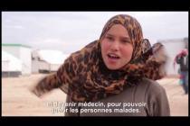 Conférence de Genève II : paroles d'espoir de Syriennes et Syriens