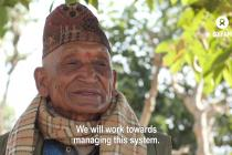 Water is life : Oxfam's humanitarian response to the Nepal 2015 earthquake