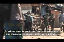 """""""Camina conmigo"""": la larga marcha hacia la justicia en República Democrática del Congo"""