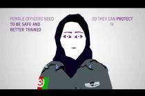 Afghan Women Need Afghan Women Police
