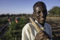 Pastor nómada de la región Somalí de Etiopía. Foto: Kieran Doherty/Oxfam