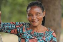 Carolina Chelele won Season 5 of Female Food Heroes in Tanzania and has become a community leader.