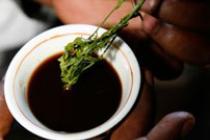 La cérémonie du café à Werka, Yirgacheffe, Ethiopie. Crédit Oxfam International