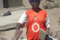 Davy Libongani. Photo : Nina Mukubesa/Oxfam
