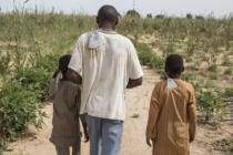 Depuis le début du conflit en 2009, des milliers d'entre eux ont été tués ou enlevés par Boko Haram dans le nord-est du Nigeria. Photo: Sam Tarling/Oxfam