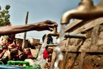 Water tap, Somaliland. Photo: Pablo Tosco/Oxfam