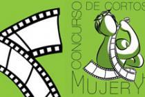 """Cartel del concurso de Cortos """"Mujer y Trabajo"""" organizado por Oxfam en República Dominicana"""