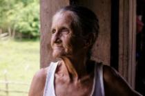 Anciana de la comunidad de Wiswis, Nicaragua. Foto: Mathieu Gagnon/Oxfam