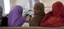 School girls, Chad, West Africa