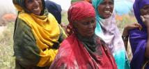 Somalia women. Photo: Oxfam