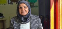 Zeinab is one of eight women on the Women's Committee in the gathering of Daouk. Lebanon
