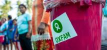 Oxfam distribue des kits d'hygiène. Photo: Hariandi Hafid/Oxfam