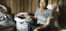 Rizicultrice, Laos. Photo : Oxfam