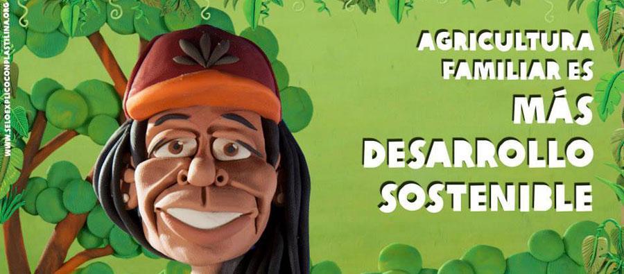 Agricultura familiar es más desarrollo sostenible. Edgar Álvarez/ Oxfam