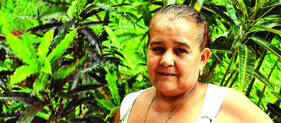 Esperanza Soza acompaña a mujeres nicaragüenses que están en situaciones de violencia y que necesitan apoyo para poder acceder a la justicia.