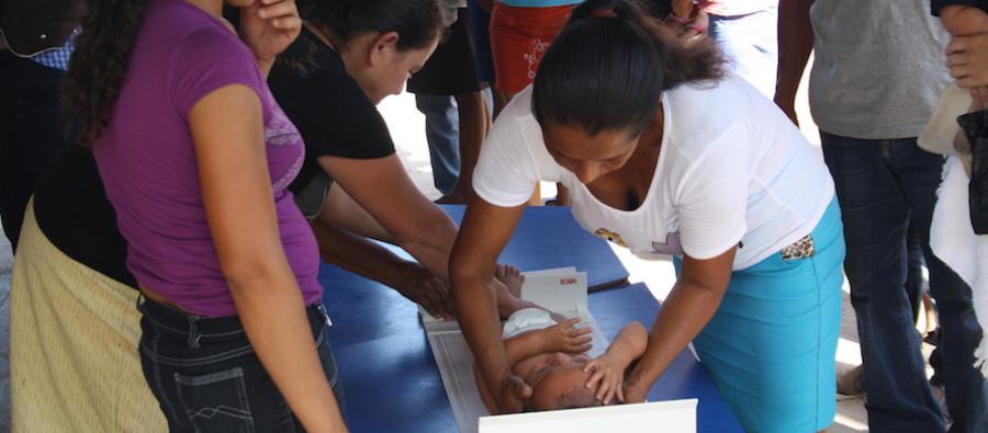 Las comunidades más vulnerables son las que están haciendo frente a los efectos del fenómeno del Niño en América Latina.
