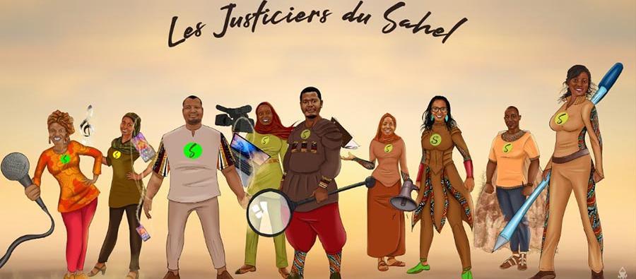 Au Mali, au Niger et au Tchad, les adversités ne manquent pas mais Kadiatou, Younoussi, Salim, Yasmine, Fousseyni et bien d'autres héros anonymes nous démontrent tous les jours qu'on peut y faire face.