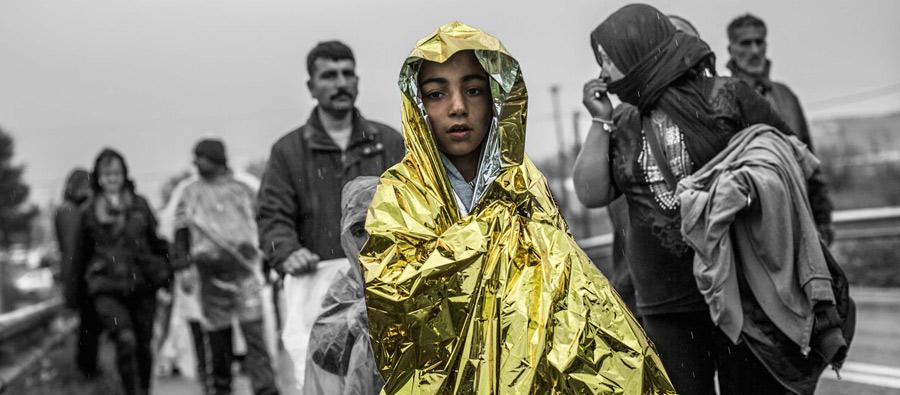 The world is in the middle of the most serious refugee crisis since the Second World War.